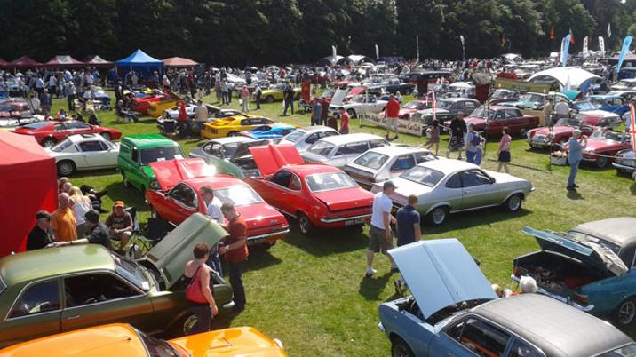 Mortons takes the wheel for Tatton Park Classic Car Shows
