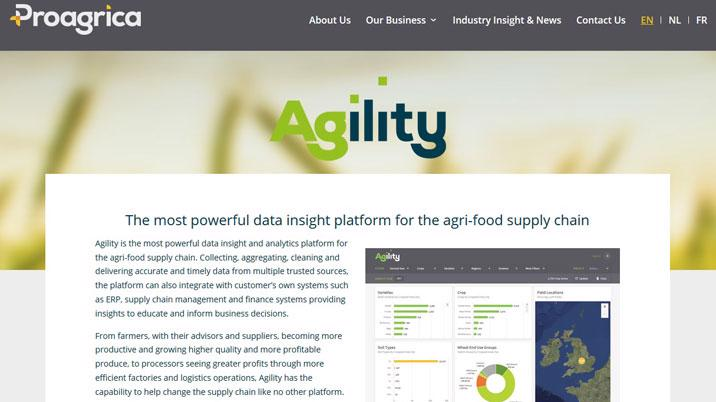 New Data Platform set to revolutionise Agri-Food supply chain