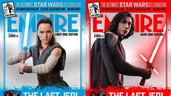 Empire unveils Star Wars Collector's Covers