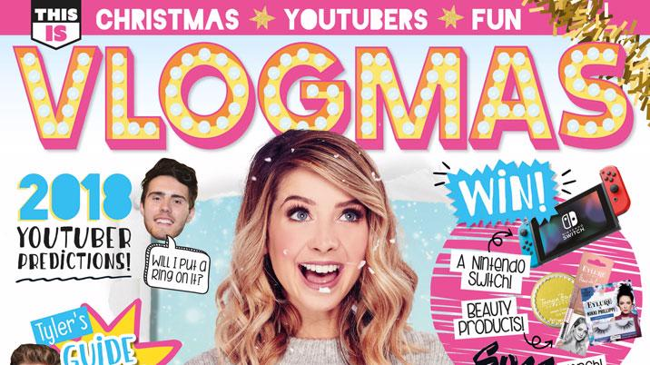 DCT Media launches This Is Vlogmas!