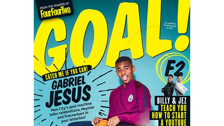 Haymarket unveils pilot issue of new football mag