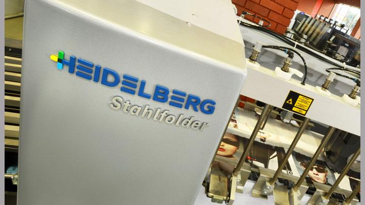 Buxton Press invests in third Stahlfolder TH82-P
