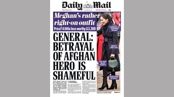 Daily Mail increases market share