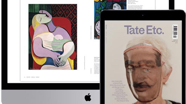 Tate Etc. Launches New Digital Edition