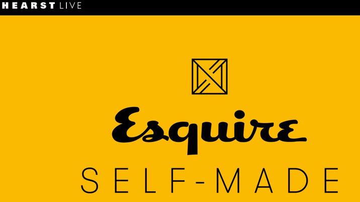 Esquire launches Self-Made
