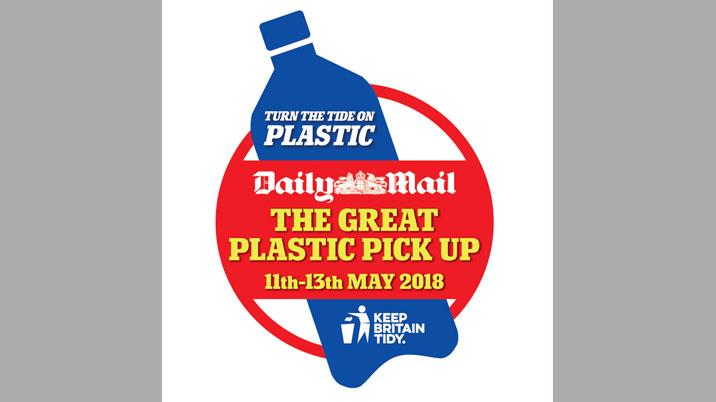 Daily Mail helps launch new anti-plastic waste campaign