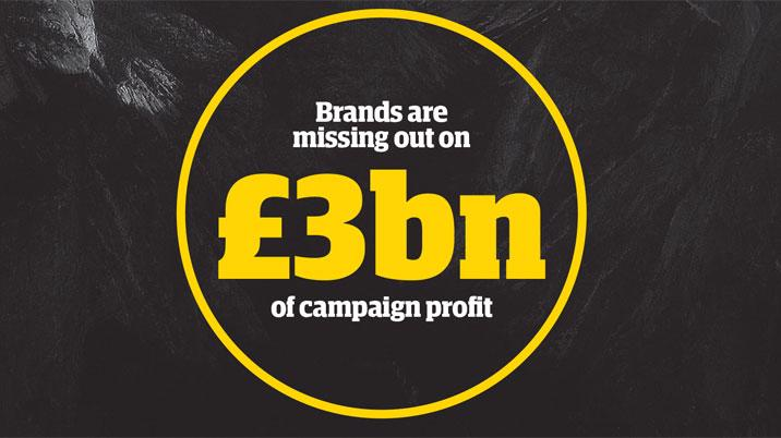 Brands are missing out on £3bn profit by underspending in newsbrands
