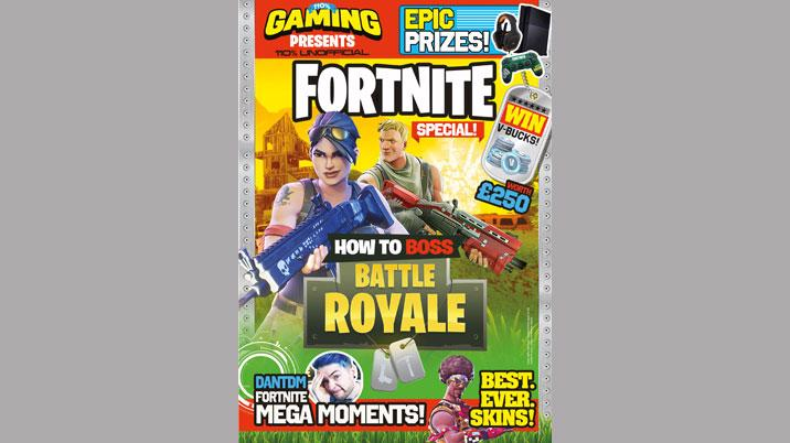 110% Gaming Presents – Fortnite