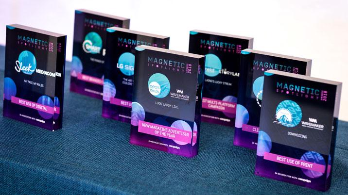 Magnetic Spotlight Awards - winners announced