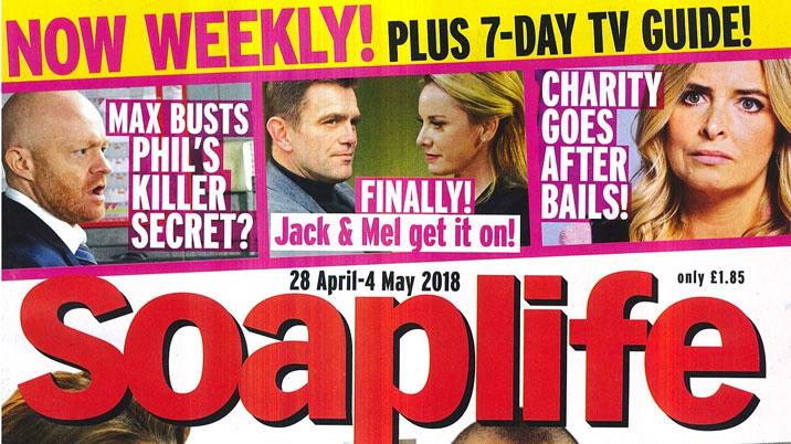 TI Media to close Soaplife