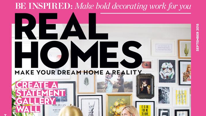 Future relaunches Real Homes Magazine