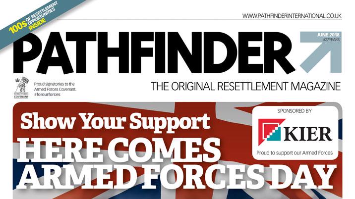 Pathfinder International to stage military resettlement expo