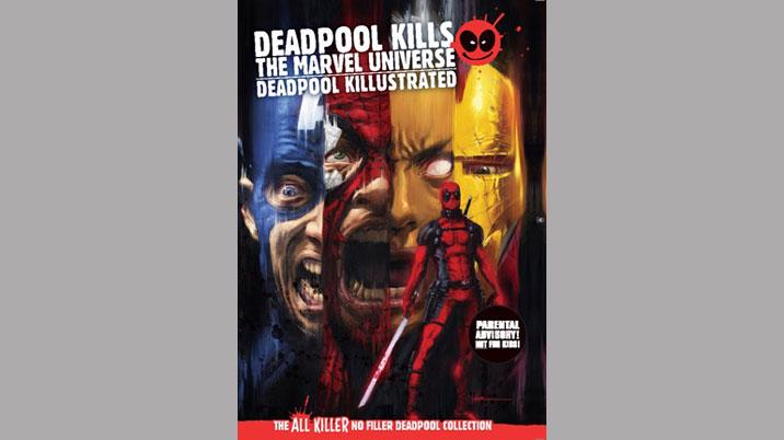 Partwork Launch: Deadpool Graphic Novel Collection