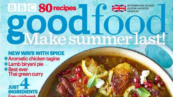 Immediate Media Co acquires BBC Good Food