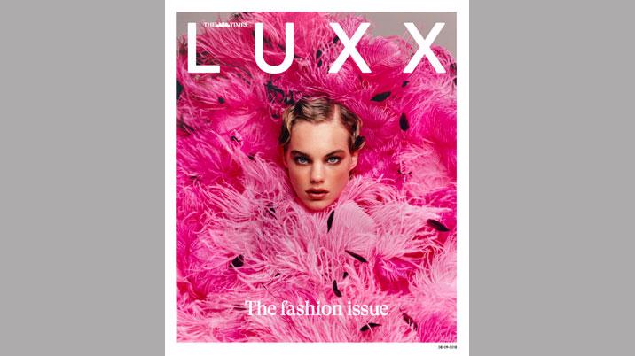 Kate Reardon's first LUXX out this Saturday