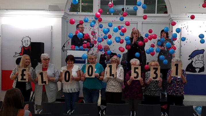 My Weekly raises £1 million through Helping Hand Appeal