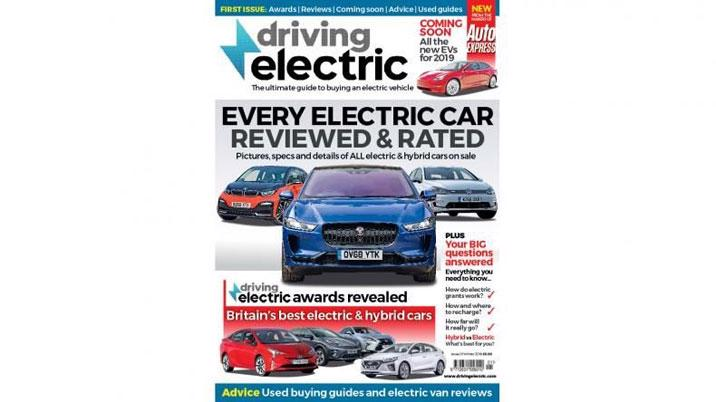 Dennis launches DrivingElectric magazine