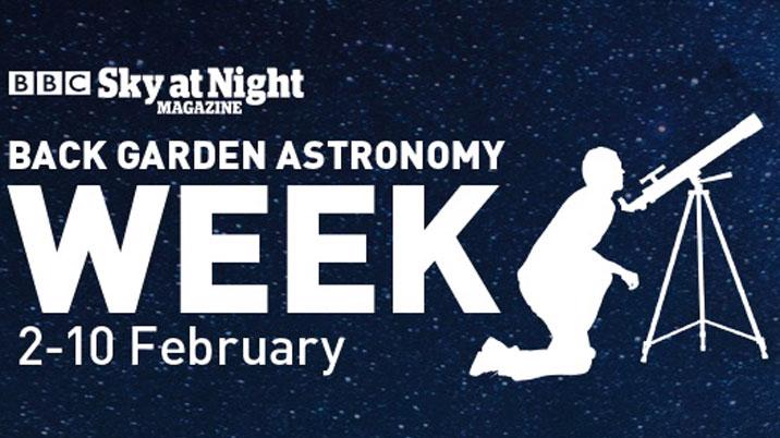 BBC Sky at Night Magazine Launches Back Garden Astronomy Week