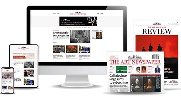 The Art Newspaper moves to ESco