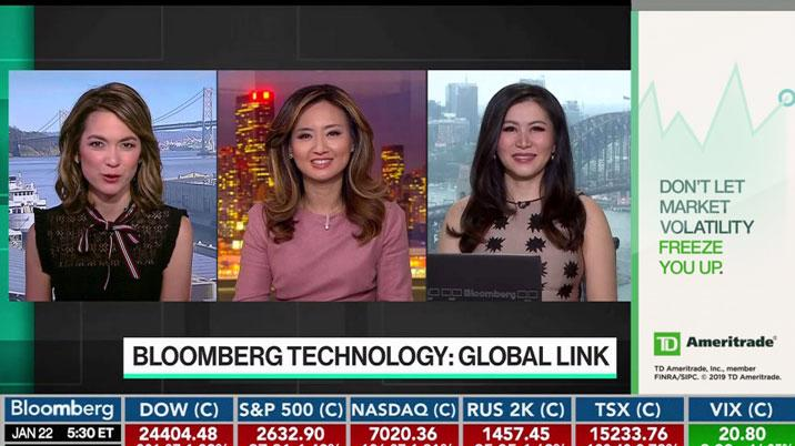 Bloomberg Media launches TRIGR TV