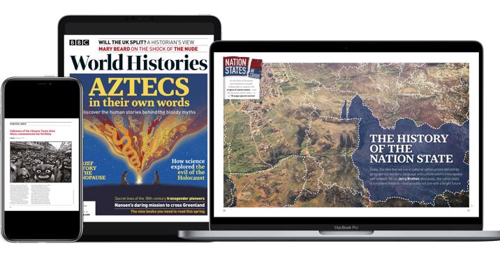 BBC World Histories Magazine launches digital archive