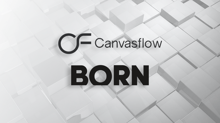 Canvasflow partners with BORN Group