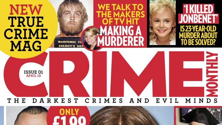 Launch: Crime Monthly