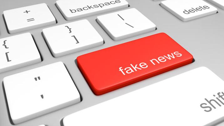 Fake news – what's to be done?