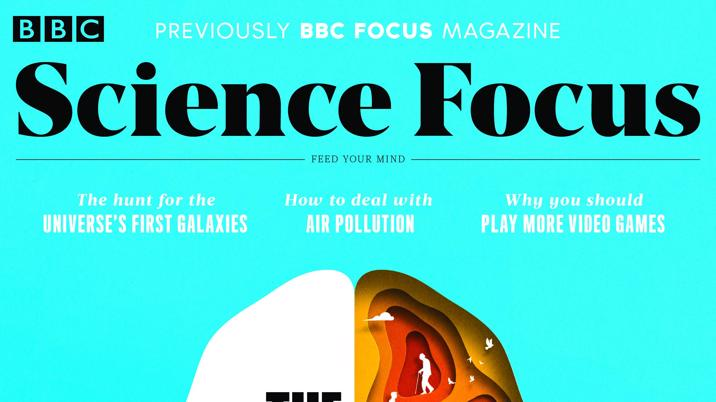 BBC Focus Magazine Rebrands to BBC Science Focus