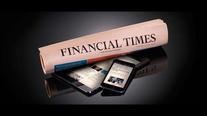 FT enters syndication deal with LA Times