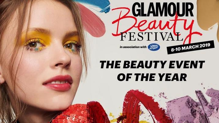 Glamour Beauty Festival: Speakers and Sponsor Revealed