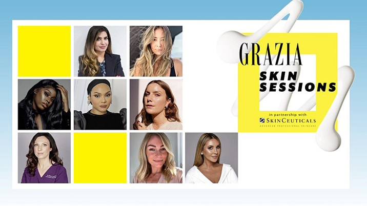 Grazia launches virtual skincare festival