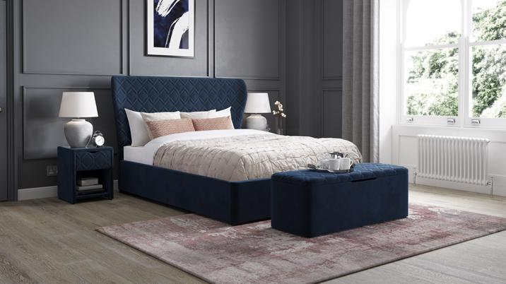 House Beautiful partners with Dreams on new bedroom range