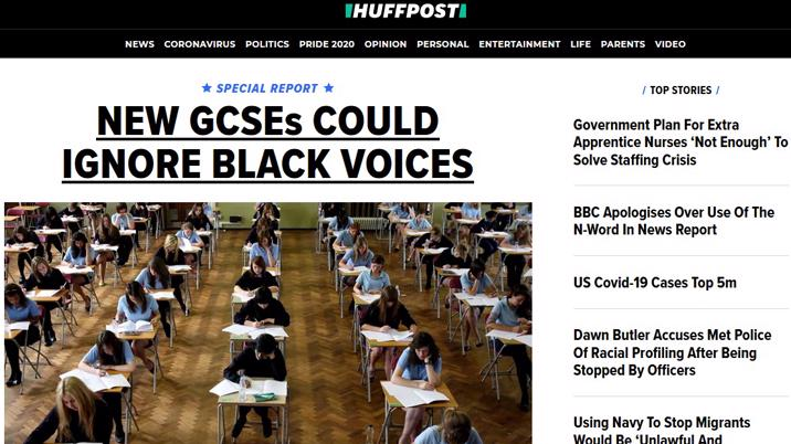 HuffPost UK welcomes Black Ballad as guest-editors