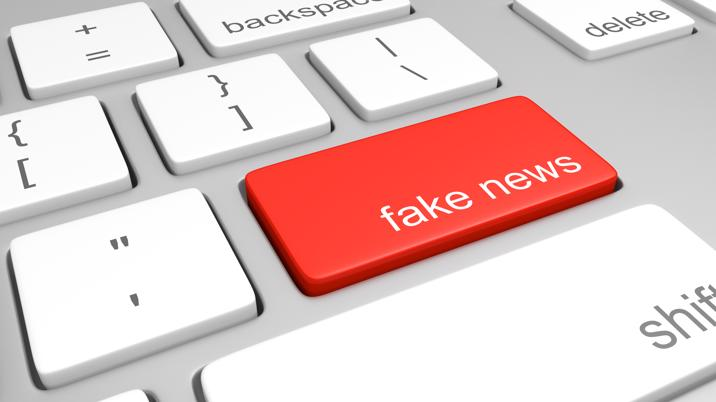 Fake news: what are you doing to combat it?