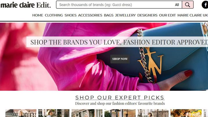Marie Claire Edit releases latest version of platform