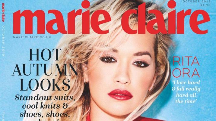 Marie Claire closes print edition