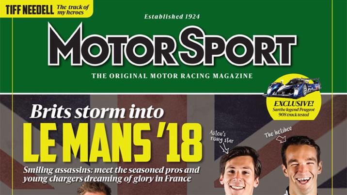 Motor Sport: doubling down on reader revenues