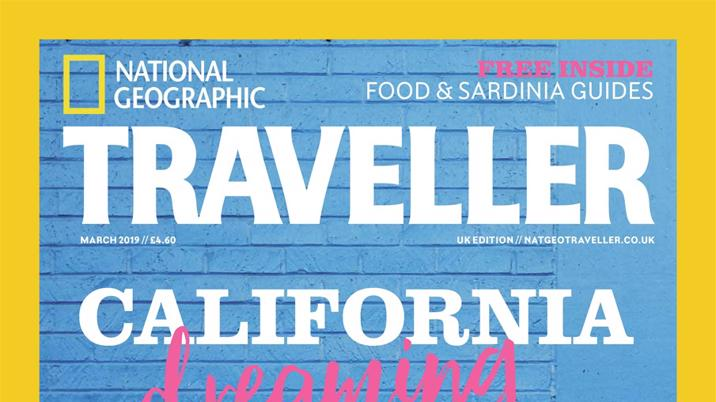 National Geographic Traveller UK joins Readly