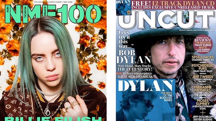 Uncut and NME move to ESco