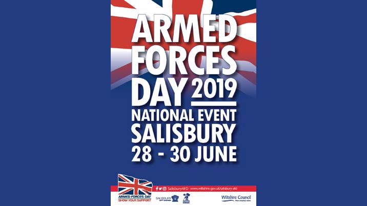 Pathfinder announced as Media Partner for National Armed Forces Day Event