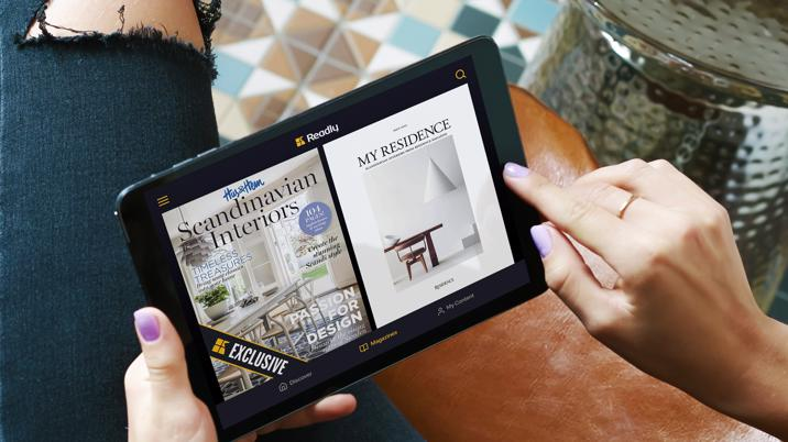 Readly launches English language editions of popular Swedish magazines