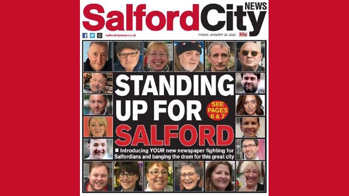 Launch: Salford City News