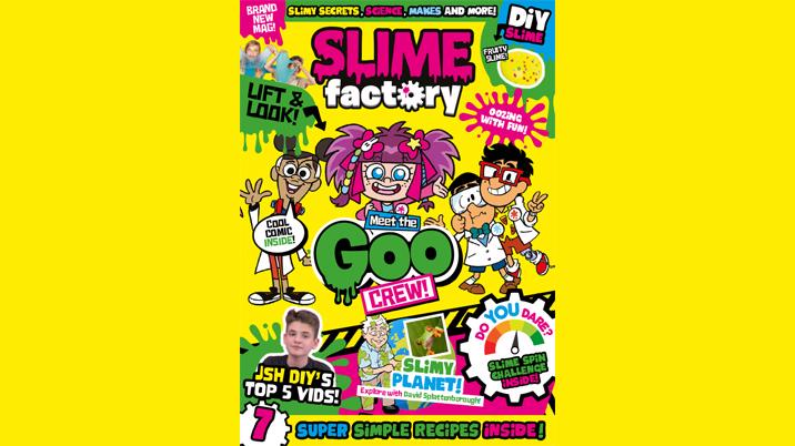 Launch: Slime Factory