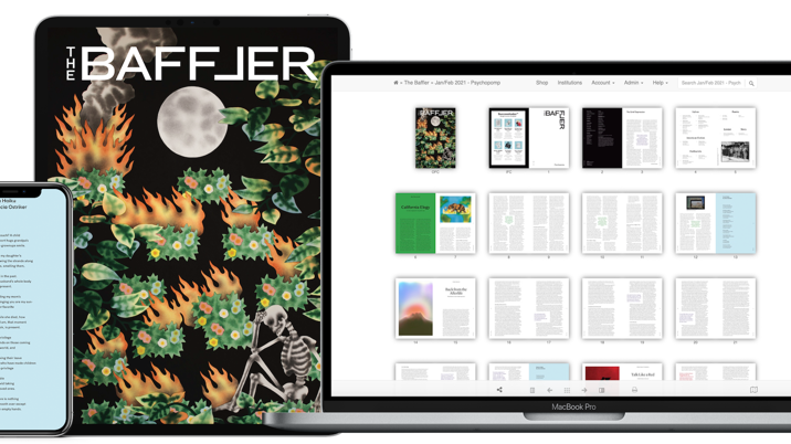 The Baffler launches Digital Subscriptions