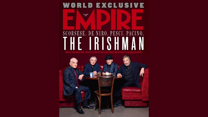 Empire publishes 'world exclusive' for new Scorsese film