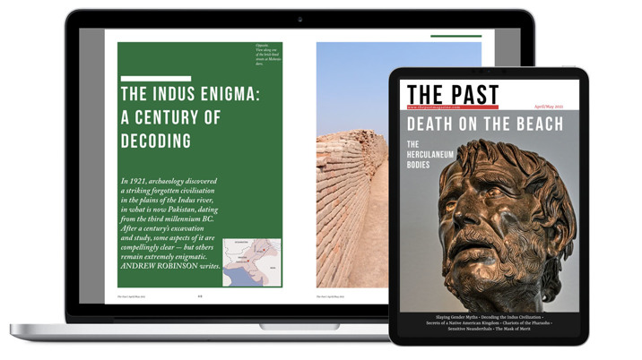 The Past Launches Digital Subscriptions