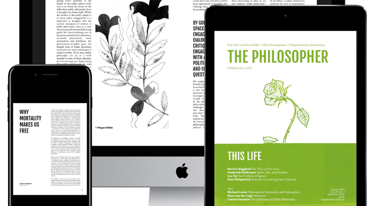 The Philosopher Launches Digital Archive