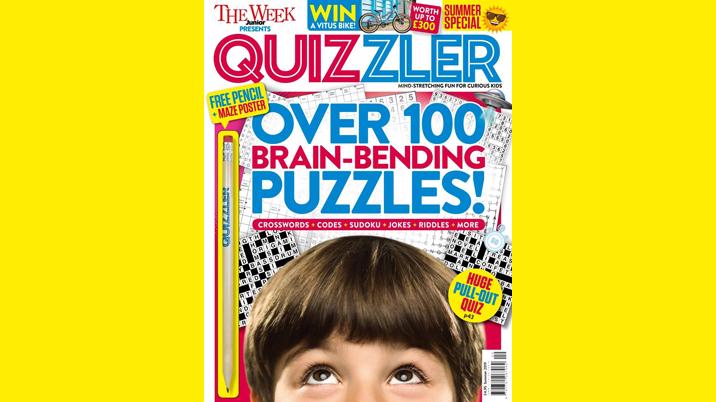 The Week Junior launches Quizzler