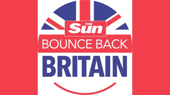 The Sun launches 'Bounce Back Britain' campaign